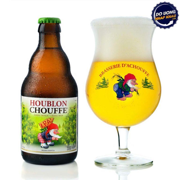Bia Houblon Chouffe