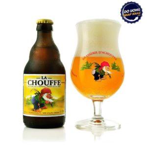Bia La Chouffe Blond