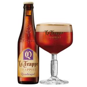 Bia La Trappe Trappist Quadrupel