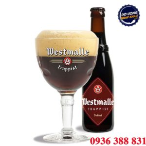 Bia Westmalle Trappist Dubbel