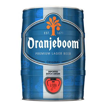Bom bia Oranjeboom 5 lít