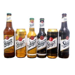Sản phẩm bia Steiger