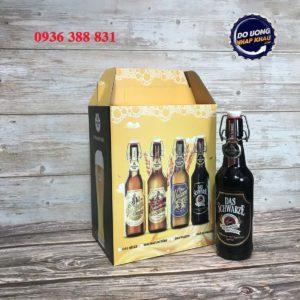Hộp quà bia Schwaben Đức – mix 6 chai 500 ml