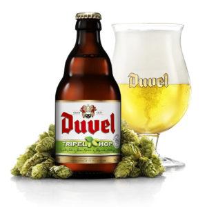Bia Duvel Tripel Hop