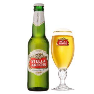 Bia Stella Artois