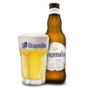 Bia Hoegaarden trắng 4,9% NK
