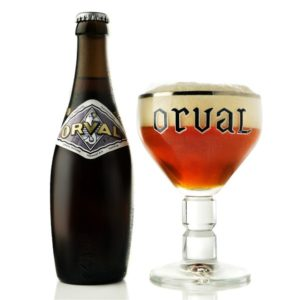 Bia Orval 6,2% Bỉ chai 330ml