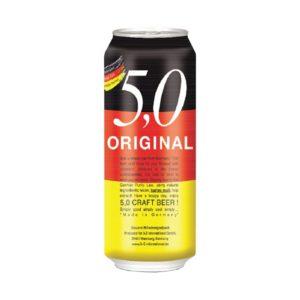Bia 5,0 original