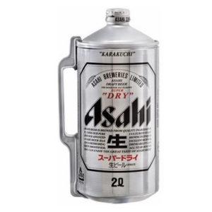 Bia Asahi 5% Nhật Bản – bình 2 lít