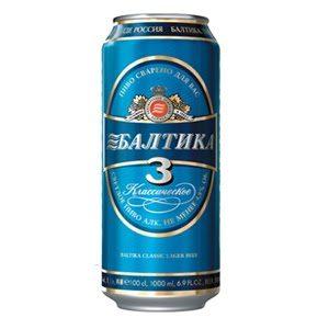 Bia Baltika số 3