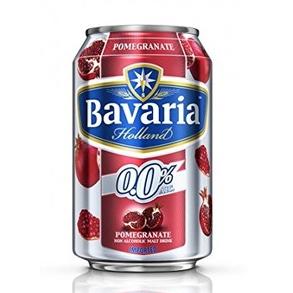 Bia Bavaria chay 0% Hà Lan - lon 330 ml