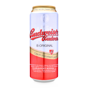 Bia-Budweiser Budvar Original 5%