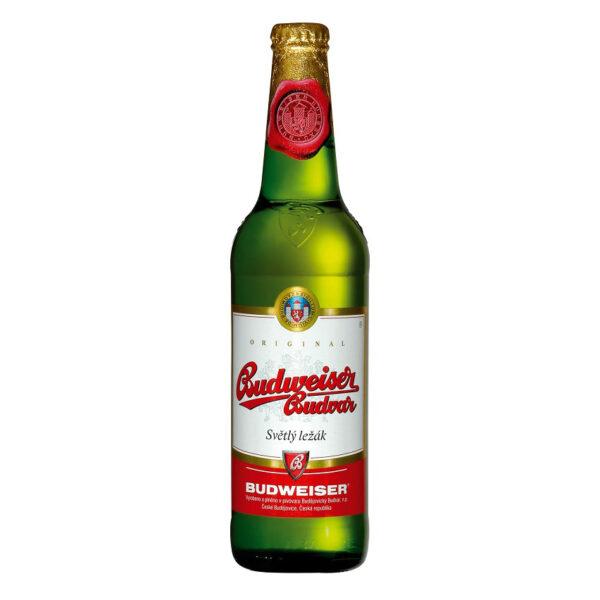 Bia Budweiser budvar chai 330ml vàng