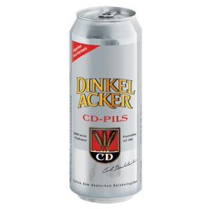Bia Dinkelacker CD Pils 4,9% – lon 500 ml