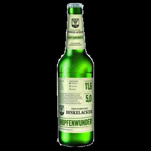 Bia Dinkelacker Hopfenwunder 5% – chai 330 ml