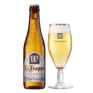 Bia La Trappe Witte Trappist 5.5% Hà Lan - chai 330ml