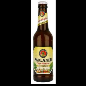 Bia Paulaner Naturtrub 5,5% Đức - 20 chai 500 ml