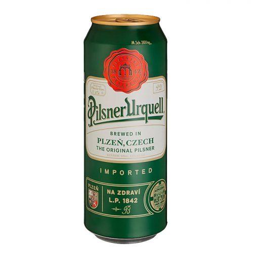 Bia-Pilsner Urquell lon 500ml
