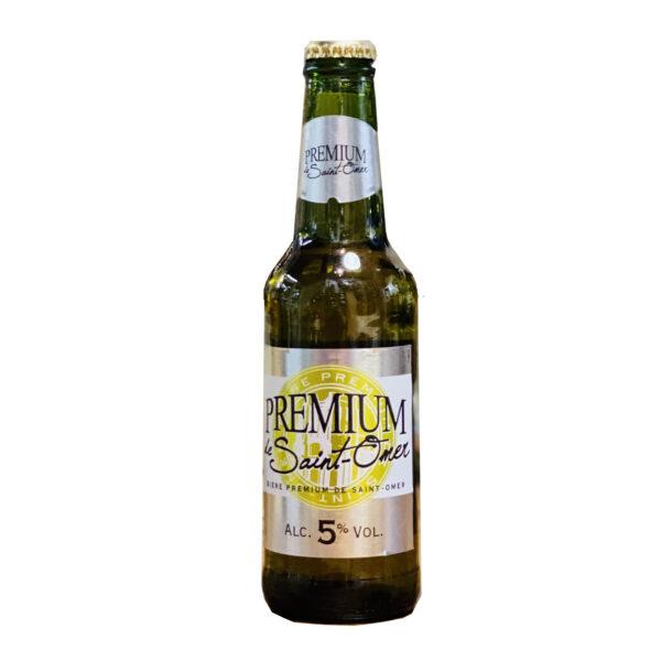 Bia Saint Omer Premium