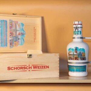 Bia Schorsch Weizen 2 lít