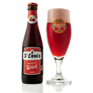 Bia St. Louis Premium Kriek 3.2% Bỉ