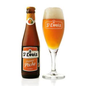 Bia St. Louis Premium Peche 2.6% Bỉ