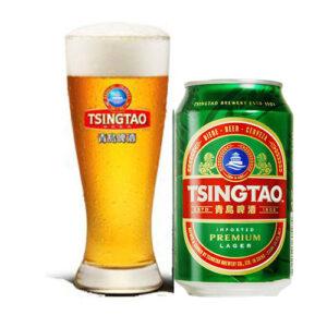 Bia Tsingtao lon 330ml