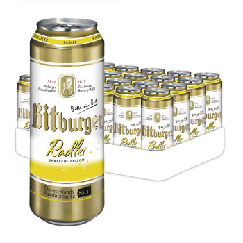 Bia Bitburger lon 500 ml