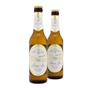 Bia Bitburger 5% Đức - 24 chai 330ml
