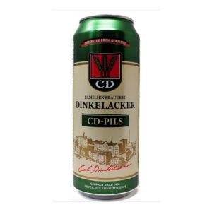 Dinkelacker CD Pils lon 500ml