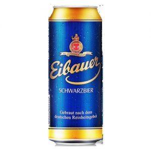 Bia Eibauer Schwarzbier 4,5% Đức