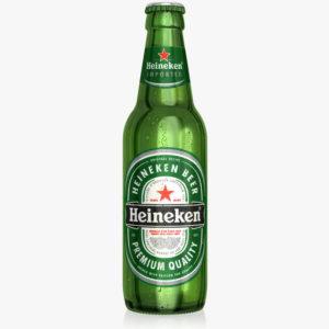 Bia Heineken 5% Hà Lan – 24 chai 250 ml nút vặn