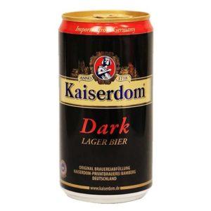 Bia Kaiserdom Dark Lager 4,7% Đức – 24 lon 250 ml