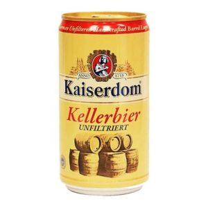 Bia Kaiserdom Kellerbier