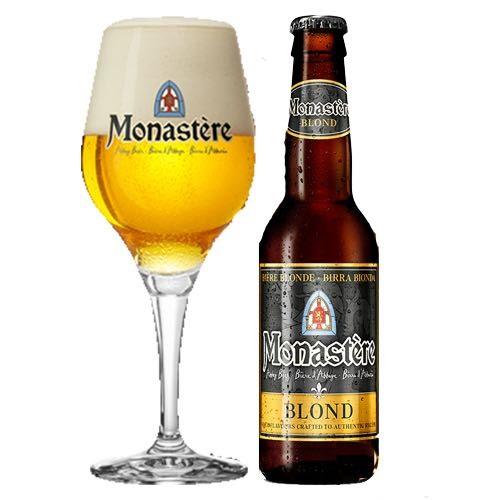Bia Monastere Blond 6,5% Hà Lan