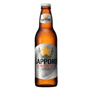 Bia Sapporo Premium chai 330 ml