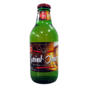 Bia Saint Omer Lager 5% Pháp