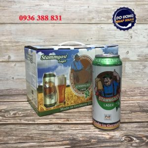 Xách quà bia Stammgast Lager