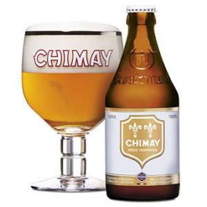 Bia Chimay trắng