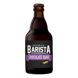Bia Kasteel Barista Chocolate Quad 11% Bỉ – chai 330ml