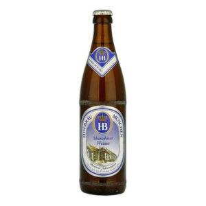 Bia Hofbrau Munchen Weisse 5,1% Đức - chai 500 ml
