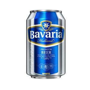 Bia Bavaria 5% Hà Lan - 24 lon 330 ml