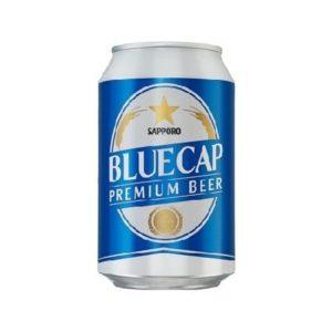 Bia Blue Cap 4,5% Nhật Bản - 24 lon 330ml