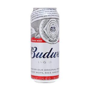 Bia Budweiser 500 ml