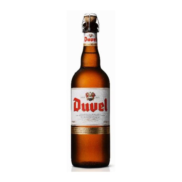 Bia Duvel 8,5% chai 750 ml
