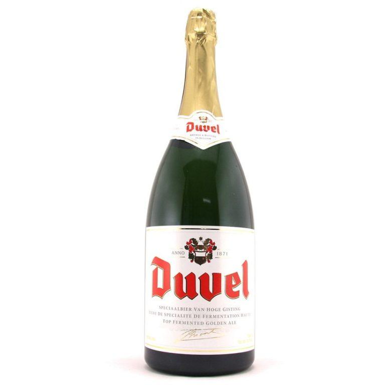 Bia Duvel 8,5% chai 1,5 lít