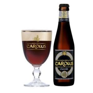 Bia Gouden Carolus Classic 8,5% Bỉ - chai 330ml
