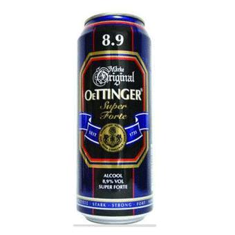 Bia Oettinger nặng