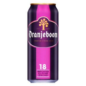 Bia Oranjeboom Extreme Strong 18%