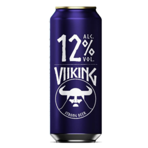 Bia Viiking Strong 12%